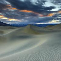 Mesquite Sand Dunes by frontosa