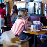 Nokton 35/1.4 At Empire Cafe by Armanius