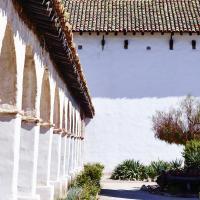 San Miguel Mission by Vincent Goetz