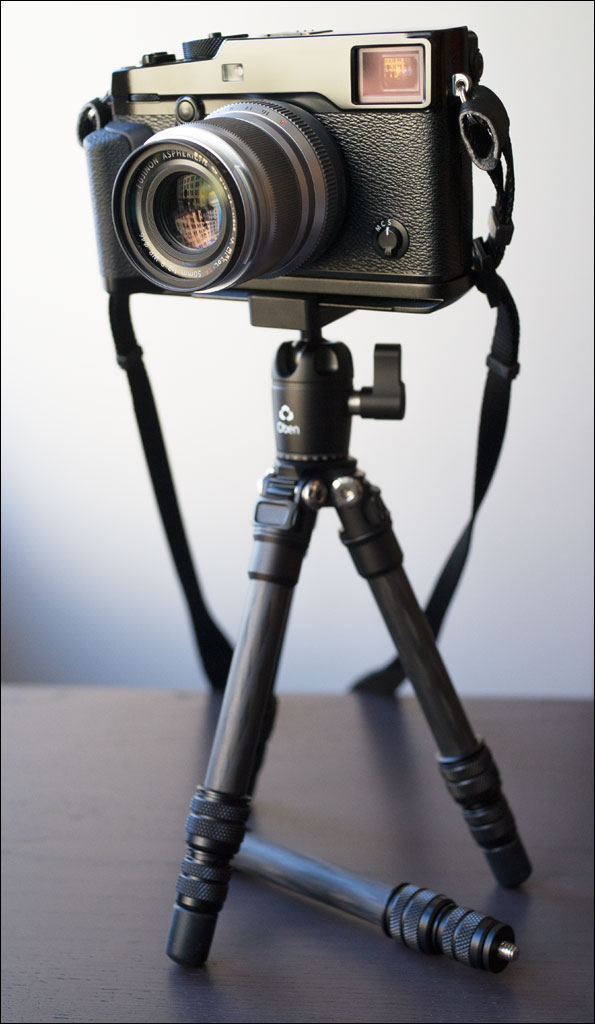 Oben travel/tabletop tripod by Shashin in Regular Member Gallery
