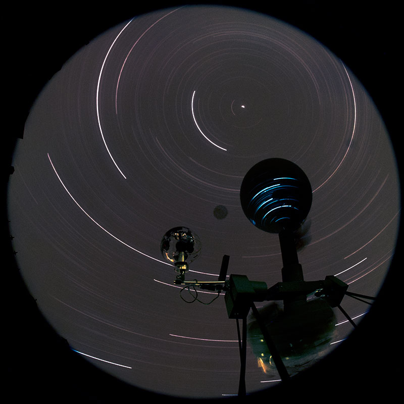 Star Trails--the Easy Way by Shashin in Regular Member Gallery