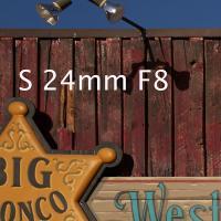 24mm f8