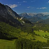 Neuschwanstein by Shreyas in Regular Member Gallery