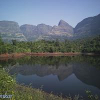 Sahyadri Mountain Peaks by Shreyas in Regular Member Gallery