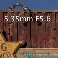 35mm f56