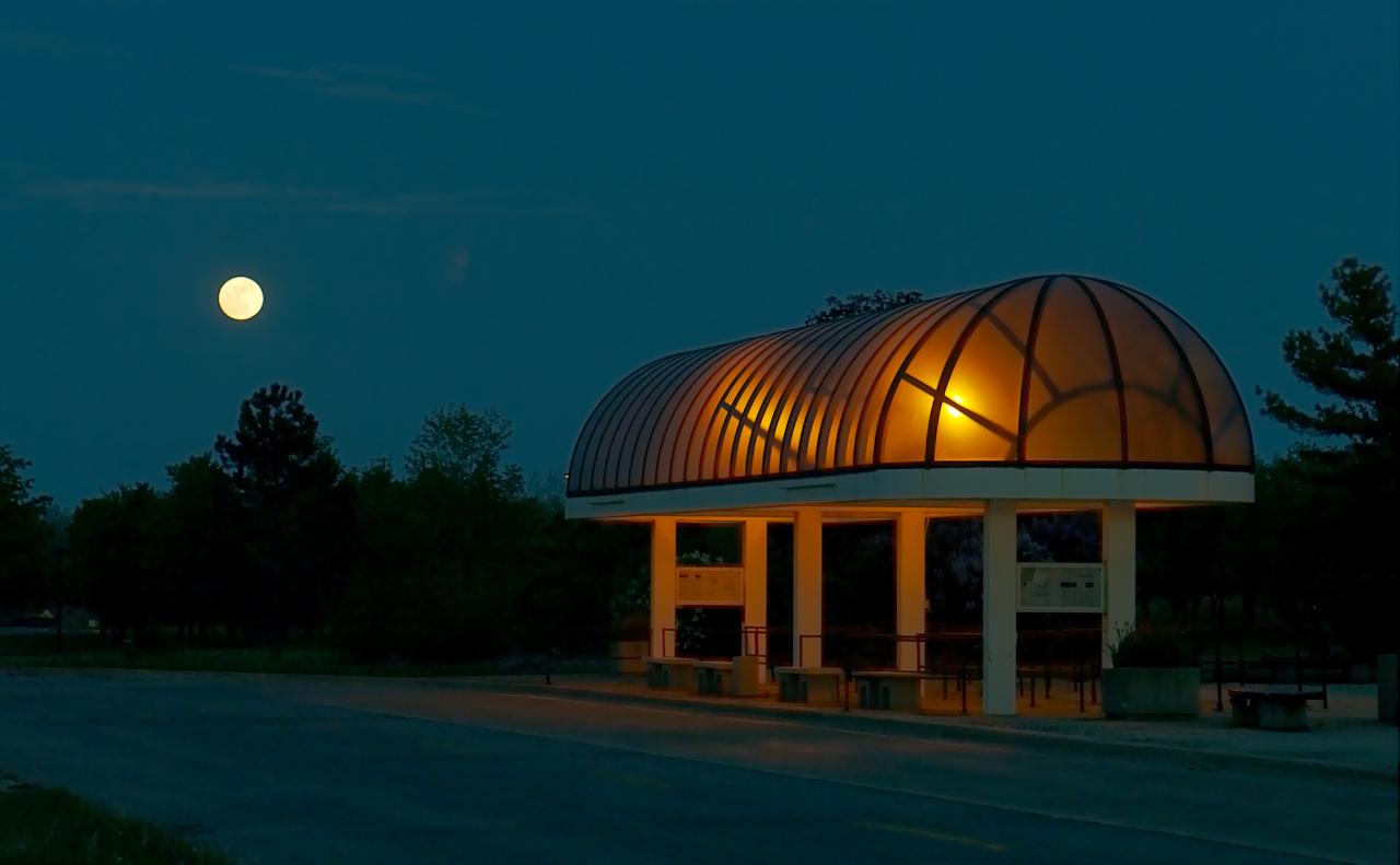 Super Moon, Niagara Falls, 2012 by jctodd in Regular Member Gallery