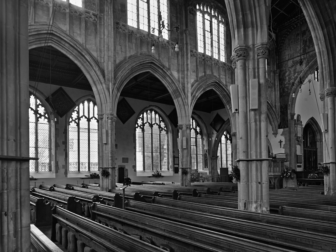 St Thomas And St Edmund's Church, Salisbury, England by jctodd in Regular Member Gallery