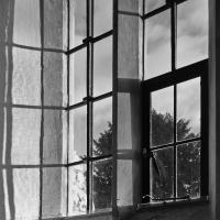 Window And Candles, St Lawrence's Church, Stratford-sub-castle, Salisbury, Wiltshire by jctodd in Regular Member Gallery