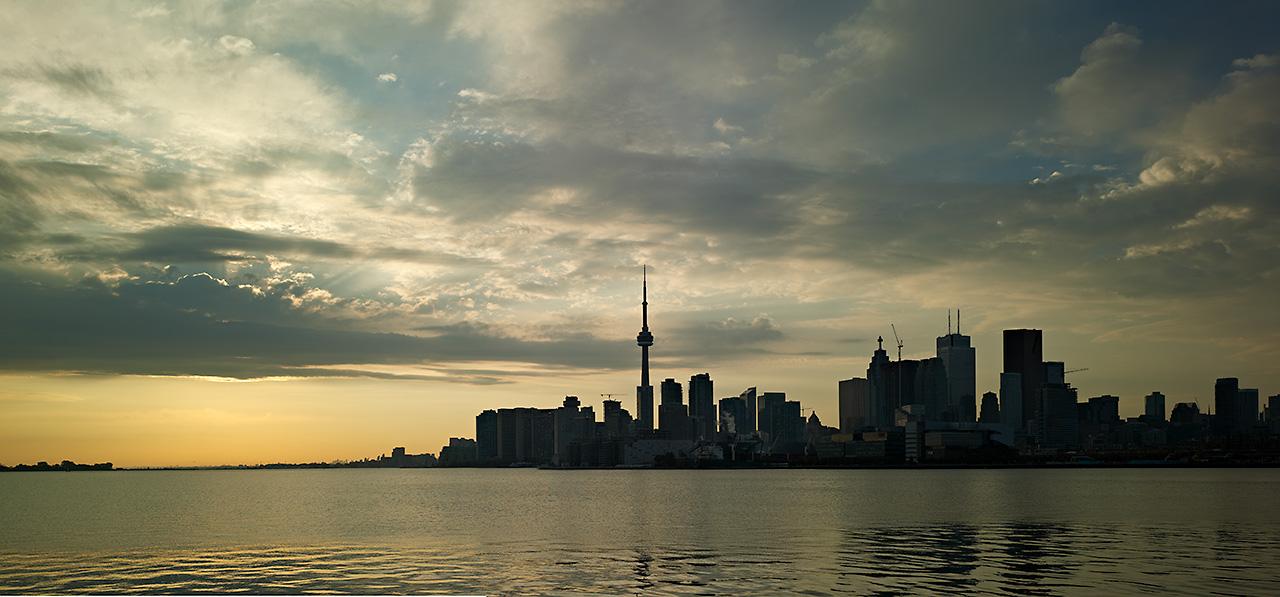 Toronto Skyline, October 2012 by jctodd in Regular Member Gallery