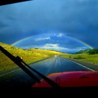 Jeep Rainbow by hdrmd