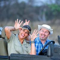 Fun On Safari by GrahamWelland in GrahamWelland