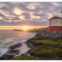 Coquille River Lighthouse by GrahamWelland in GrahamWelland