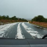 Hail In The Highveld by GrahamWelland in GrahamWelland