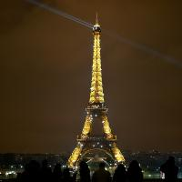 Paris At Night by GrahamWelland in GrahamWelland