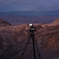 Death Valley - Zabriske Pt Setup Shots - X100 Jpg by GrahamWelland in Regular Member Gallery