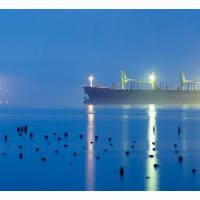 Astoria-misty-evening-ii-1k-framed by GrahamWelland in GrahamWelland