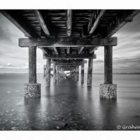 Crescent Beach Pier Surrey Bc