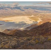 Dantes View Panoramic