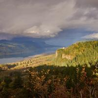 Columbia Gorge by GrahamWelland in GrahamWelland