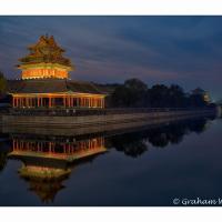 Forbidden City After Dark - Beijing by GrahamWelland