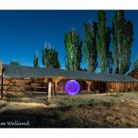 De Chambeau Ranch - Barn And Orb by GrahamWelland in Regular Member Gallery