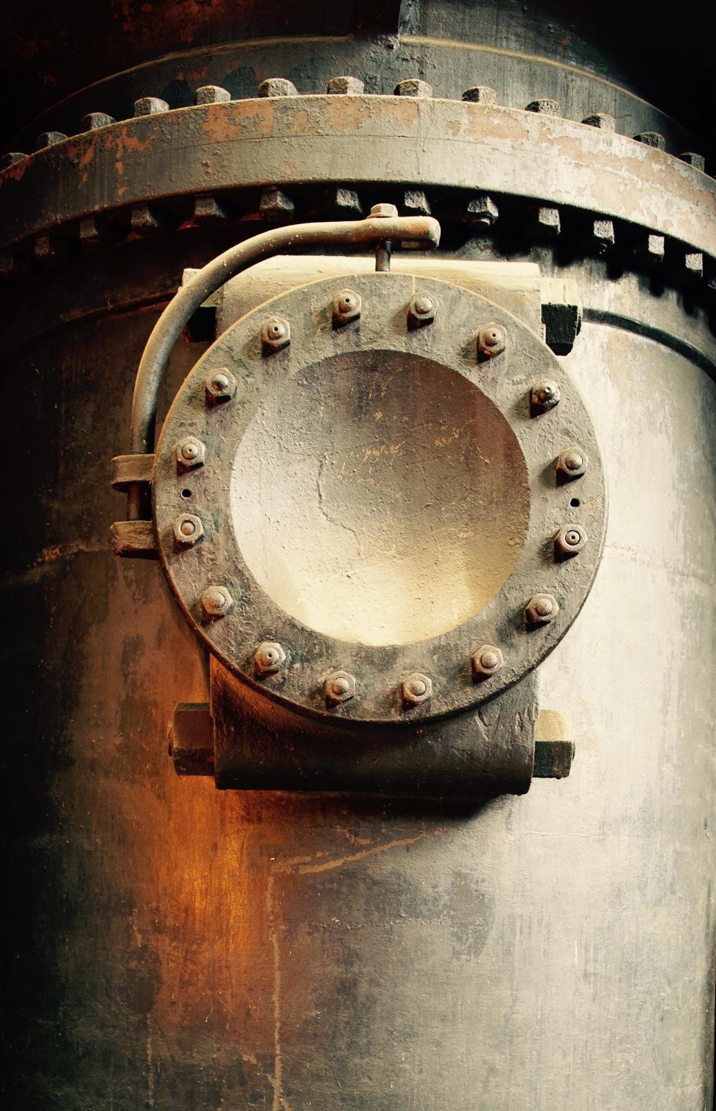 Pump Station by GrahamWelland in GrahamWelland