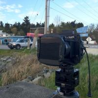 Behind The Scenes @ Point Roberts
