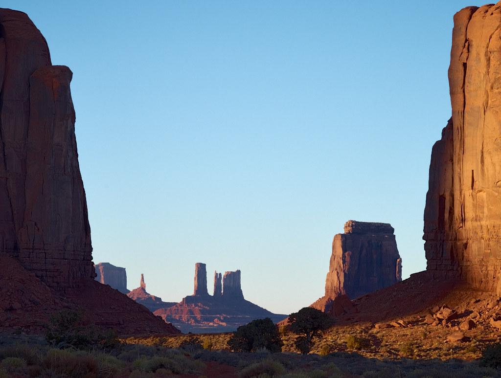 Monument Valley by GrahamWelland in GrahamWelland