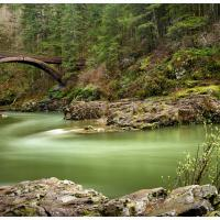 moulton falls bridge 2k framed by GrahamWelland in GrahamWelland