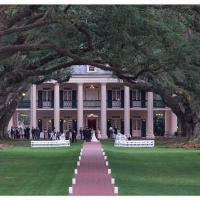 Oak-alley-plantation-color-wedding-pano by GrahamWelland