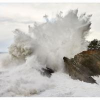 ocean-shores- 1-2k-framed by GrahamWelland in GrahamWelland