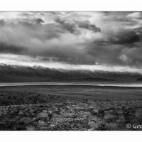 Owens Lake Evening by GrahamWelland in Regular Member Gallery