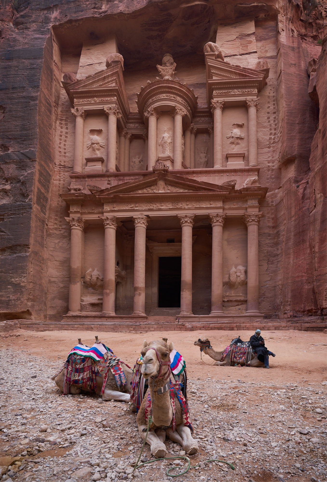 Petra Camel #11 2k by GrahamWelland in GrahamWelland