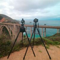 Bixby Bridge Morning