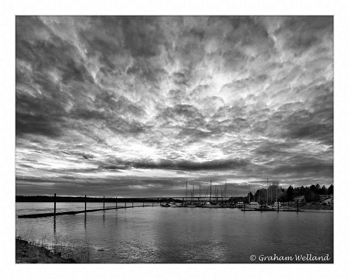 Steamboat-landing-marina- -chez-moi-1k-framed Snapseed2 by GrahamWelland in Regular Member Gallery