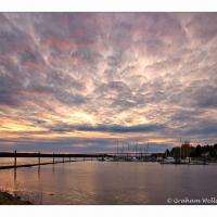Steamboat Landing April Evening by GrahamWelland in Regular Member Gallery