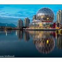Vancouver Olympic Village Science Center