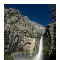 Yosemite Falls Moonbow Ii by GrahamWelland in Regular Member Gallery
