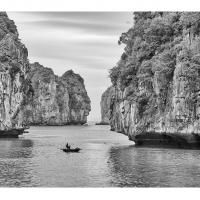 halong by Bill Caulfeild-Browne