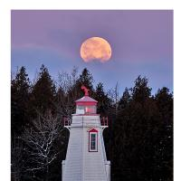 moonset by Bill Caulfeild-Browne in Regular Member Gallery