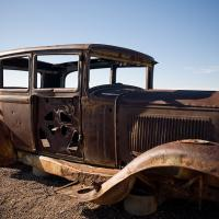 Old Car by Guy Mancuso in Guy Mancuso
