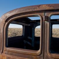Old Car by Guy Mancuso