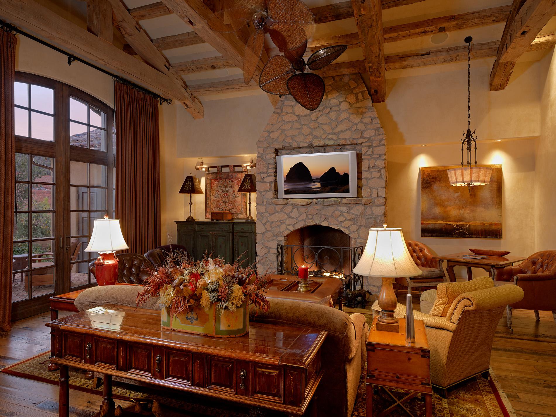 Seven Canyon Villa's by Guy Mancuso in Guy Mancuso