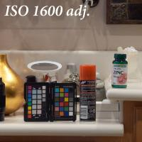 Iso 1600 A by Guy Mancuso