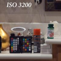 Sony Iso Test
