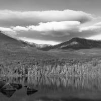 Katahdin Panorama B&w by WWLEE in Regular Member Gallery
