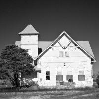 Carlton Methodist Church 1878-1985 by johnastovall in johnastovall