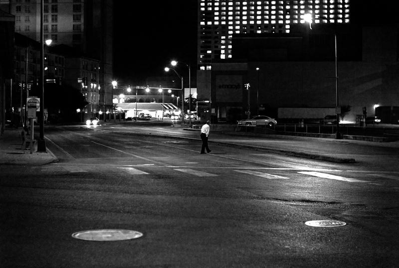 San Antonio, Texas, 5am by johnastovall in johnastovall