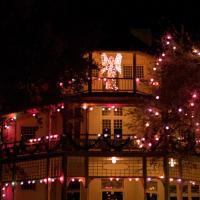 Brackenridge Villa Mansion by johnastovall