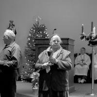 Eucharistic Ministers by johnastovall